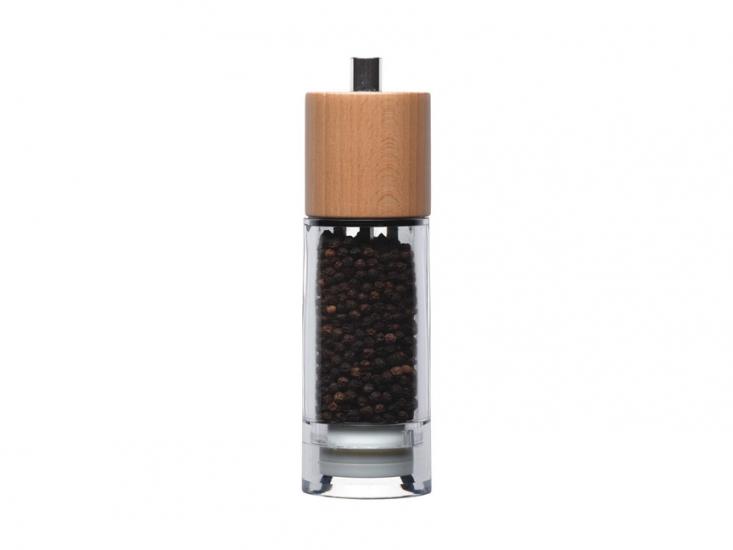 Фото - MC Мельница для перца из бука 17 см купить в киеве на подарок, цена, отзывы