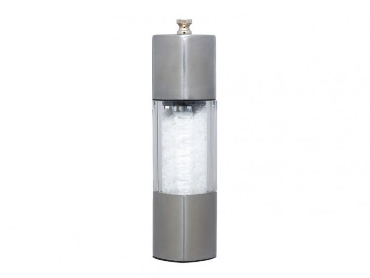 Фото - MC Мельница для соли из нержавеющей стали 18 см купить в киеве на подарок, цена, отзывы