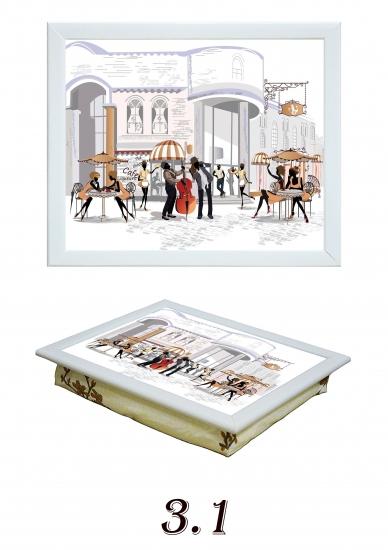 Фото - Поднос с подушкой Любимый музыкант купить в киеве на подарок, цена, отзывы