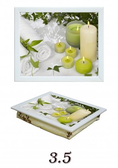Фото - Поднос на подушке Отдых купить в киеве на подарок, цена, отзывы