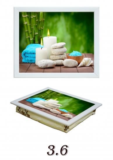 Фото - Поднос с подушкой  С изюминкой купить в киеве на подарок, цена, отзывы