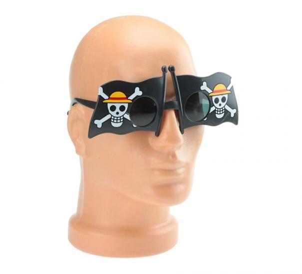 Фото - Очки - party Пиратский флаг купить в киеве на подарок, цена, отзывы