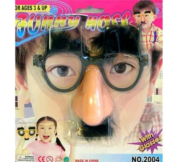 Фото - Очки с носом купить в киеве на подарок, цена, отзывы