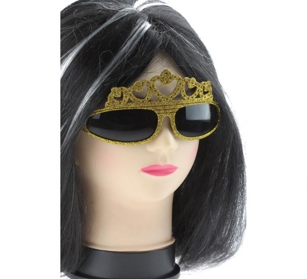 Фото - Очки - party Корона с блестками купить в киеве на подарок, цена, отзывы