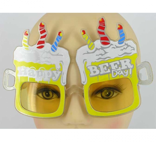 Фото - Очки - party Happy BEER купить в киеве на подарок, цена, отзывы