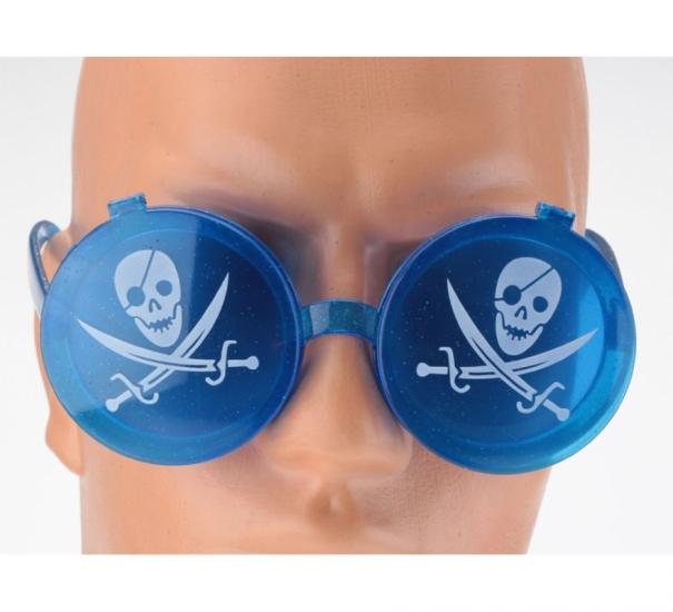 Фото - Очки - party Пиратские открывающиеся купить в киеве на подарок, цена, отзывы