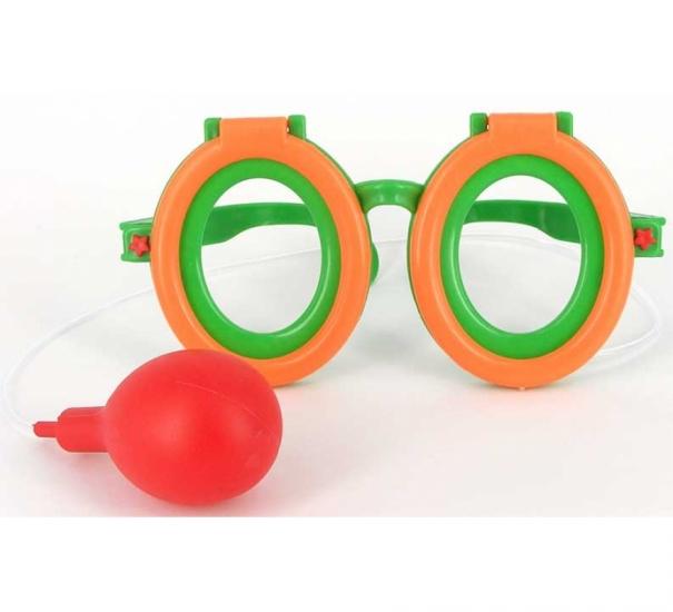 Фото - Очки - брызгалки Унитаз купить в киеве на подарок, цена, отзывы