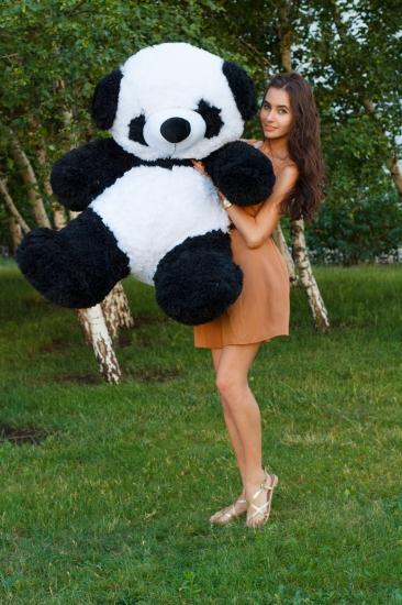 Фото - Медведь Панда 150 см купить в киеве на подарок, цена, отзывы