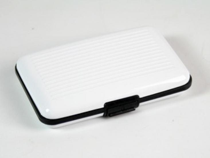 Фото - Портмоне для Визиток CORD белый купить в киеве на подарок, цена, отзывы