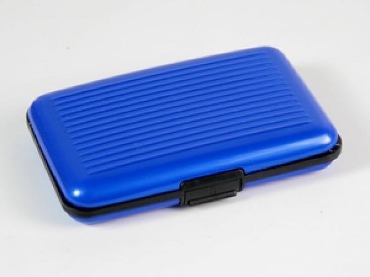 Фото - Портмоне для Визиток CORD Синий купить в киеве на подарок, цена, отзывы