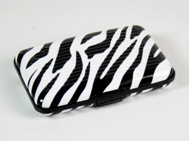 Фото - Портмоне для Визиток CORD зебра купить в киеве на подарок, цена, отзывы