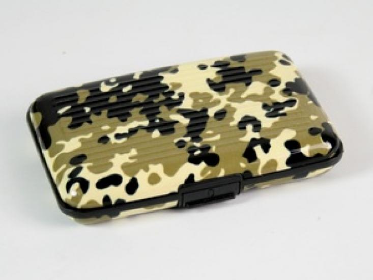 Фото - Портмоне для Визиток CORD Хаки камуфляж купить в киеве на подарок, цена, отзывы