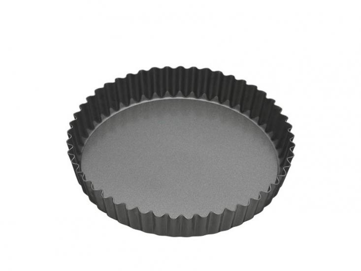 Фото - MC NS Форма для выпечки рифленая с антипригарным покрытием 18см купить в киеве на подарок, цена, отзывы