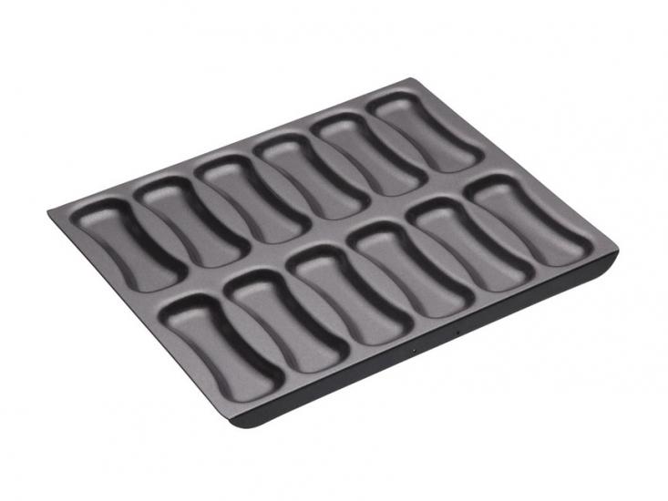 Фото - MC NS Форма для выпечки эклеров с антипригарным покрытием (12 отверстий) 31см х 25,5см купить в киеве на подарок, цена, отзывы