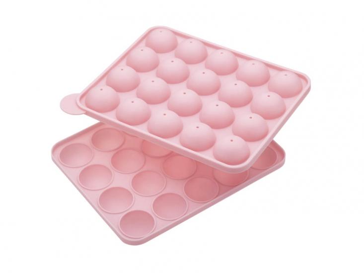Фото - SDI Форма для выпекания 20 мини тортиков на палочке 23см х 18,5см купить в киеве на подарок, цена, отзывы