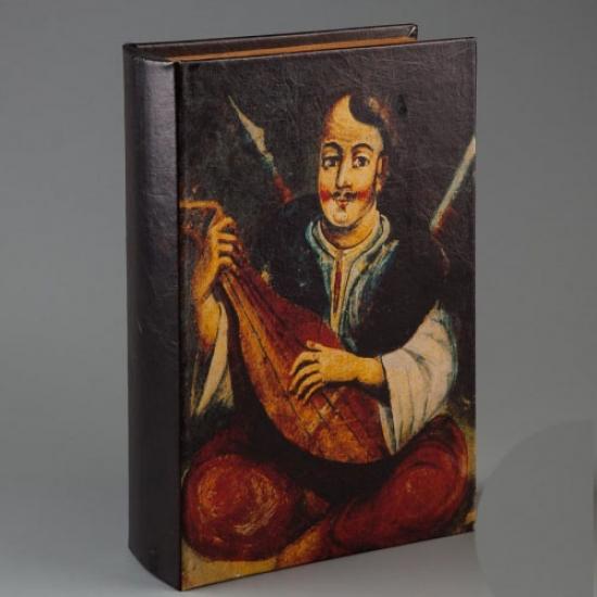 Фото - Книга сейф Козак купить в киеве на подарок, цена, отзывы