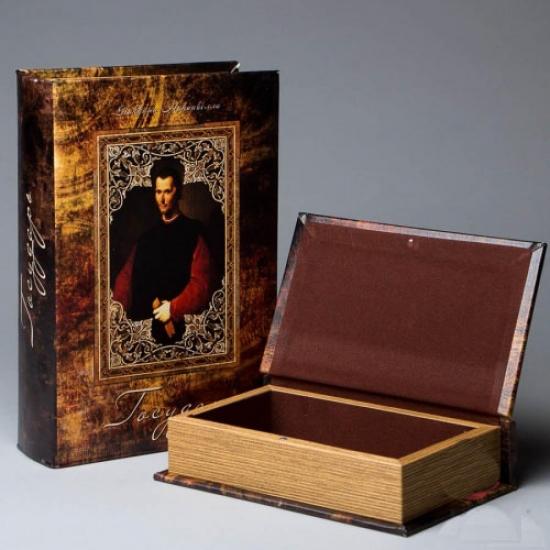 Фото - Книга шкатулка Государь купить в киеве на подарок, цена, отзывы