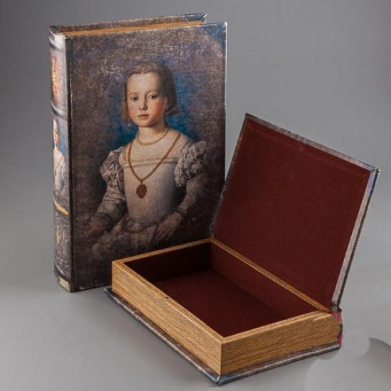 Фото - Книга шкатулка Юная Леди купить в киеве на подарок, цена, отзывы