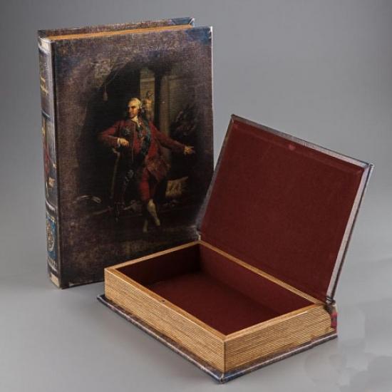 Фото - Книга шкатулка Барин купить в киеве на подарок, цена, отзывы