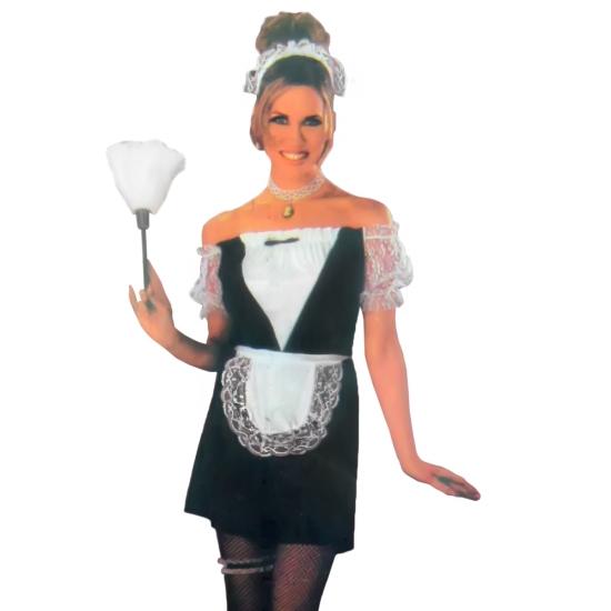 Фото - Взрослый карнавальный костюм Горничная купить в киеве на подарок, цена, отзывы