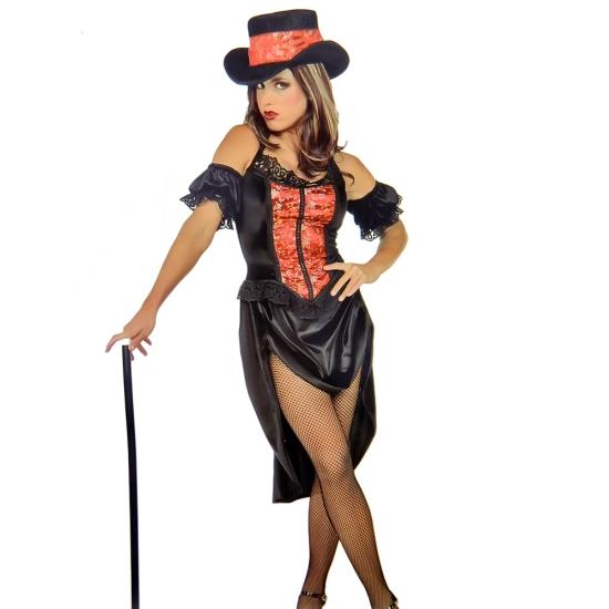 Фото - Взрослый карнавальный костюм Танцовщицы Кабаре купить в киеве на подарок, цена, отзывы