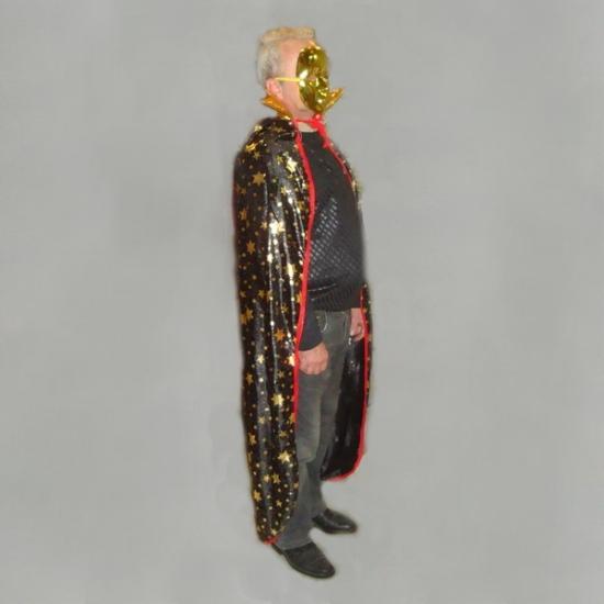 Фото - Взрослый карнавальный плащ Волшебник купить в киеве на подарок, цена, отзывы