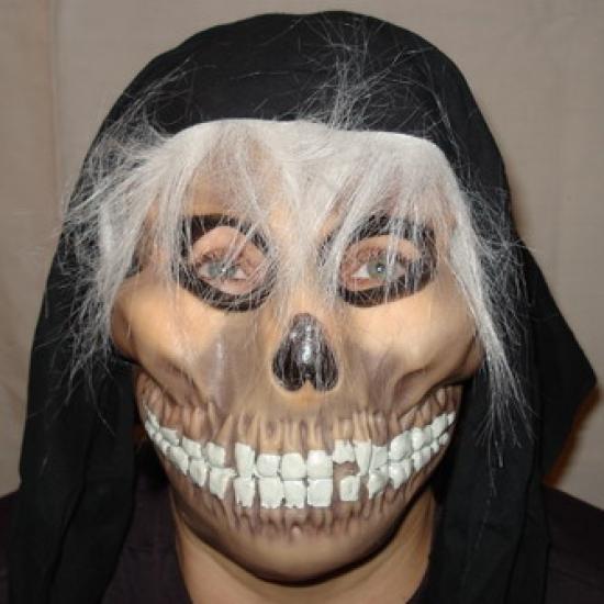 Фото - Маска резиновая Смерть купить в киеве на подарок, цена, отзывы