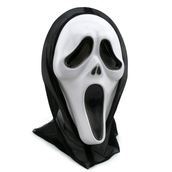 Фото - Пластиковая маска Крик купить в киеве на подарок, цена, отзывы