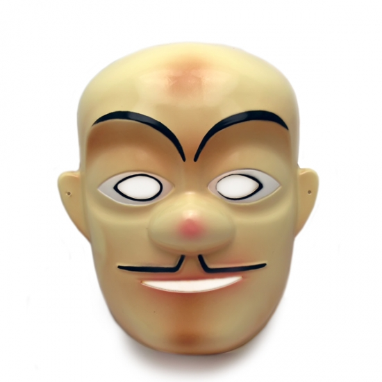 Фото - Пластиковая маска Мистер Икс купить в киеве на подарок, цена, отзывы