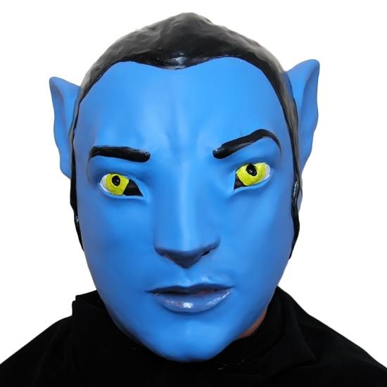 Фото - Резиновая маска Аватар купить в киеве на подарок, цена, отзывы