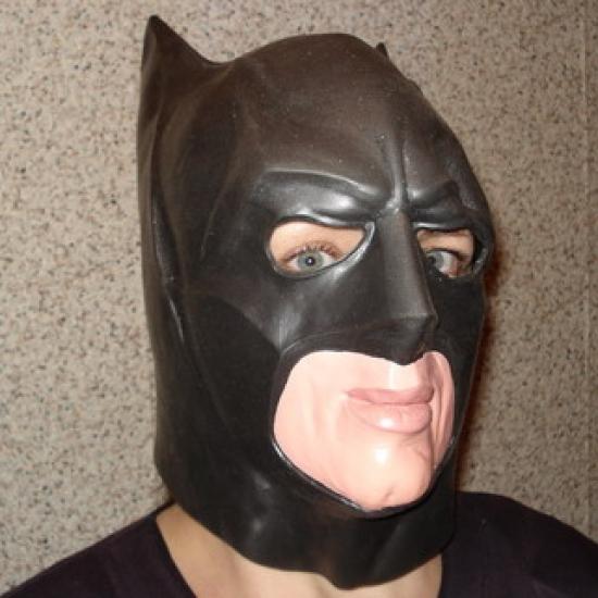 Фото - Резиновая Маска Бетмен купить в киеве на подарок, цена, отзывы