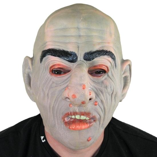 Фото - Резиновая маска Бородавка купить в киеве на подарок, цена, отзывы
