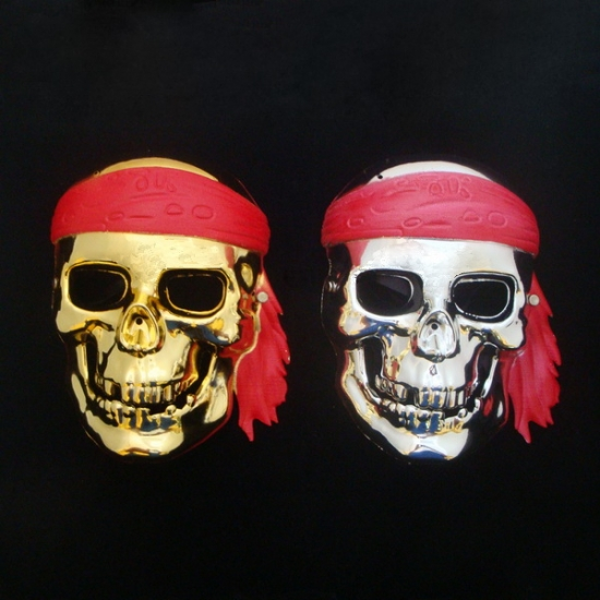Фото - Маска Череп Пирата купить в киеве на подарок, цена, отзывы
