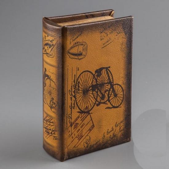 Фото - Книга шкатулка Велосипед купить в киеве на подарок, цена, отзывы
