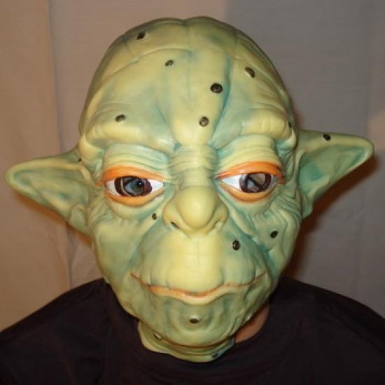 Фото - Маска резиновая Инопланетянин купить в киеве на подарок, цена, отзывы