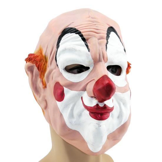 Фото - Маска резиновая Клоун купить в киеве на подарок, цена, отзывы