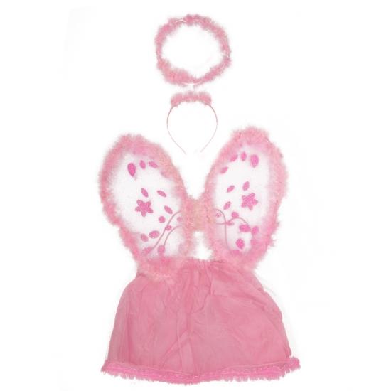 Фото - Детский карнавальный костюм Ангел с юбкой купить в киеве на подарок, цена, отзывы
