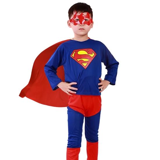 Фото - Детский карнавальный костюм Супермен купить в киеве на подарок, цена, отзывы