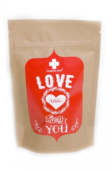 Фото - Love чай купить в киеве на подарок, цена, отзывы