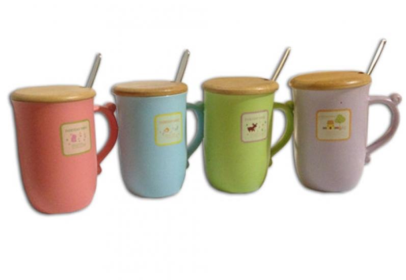 Фото - Чашка кувшин керамическая 11,6 см купить в киеве на подарок, цена, отзывы