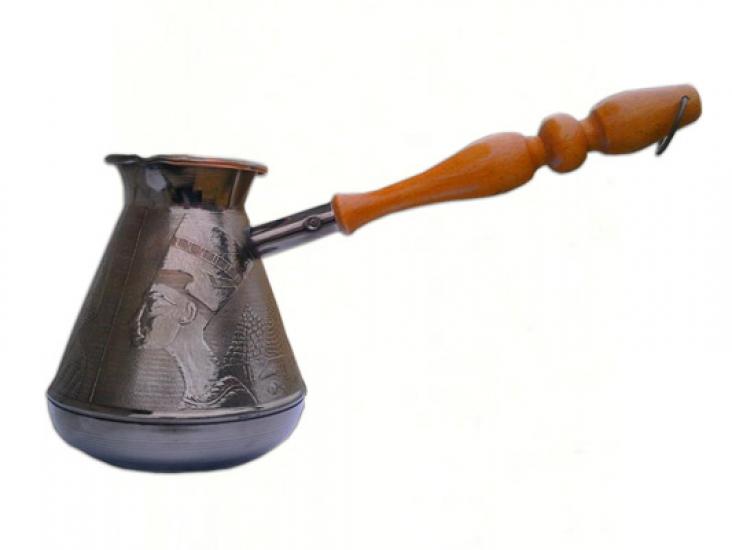 Фото - Турка медная Египет  купить в киеве на подарок, цена, отзывы