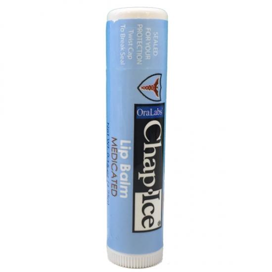 Фото - Бальзам лечебный OraLabs Chap Ice Lip Balm Medicated 4,25 г  купить в киеве на подарок, цена, отзывы
