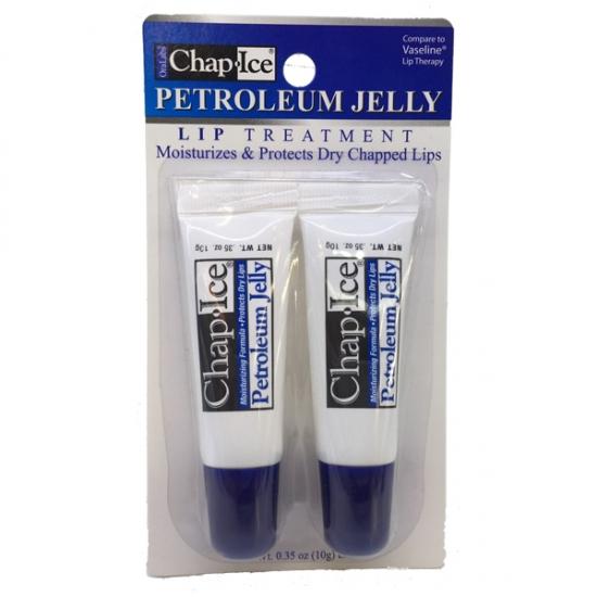 Фото - Набор бальзамов OraLabs Chap Ice Petroleum Jelly 10 г (2 шт.) купить в киеве на подарок, цена, отзывы