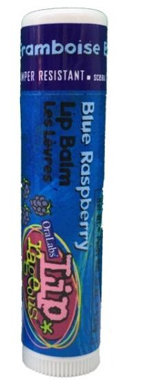 Фото - Бальзам OraLabs Rageous Lip Balm Blue Raspberry 4,25 г (Голубая малина) купить в киеве на подарок, цена, отзывы