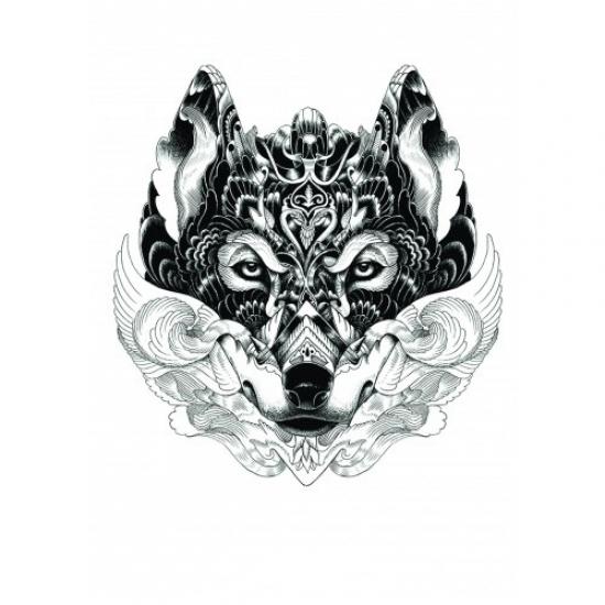 Фото - Скетчбук Волк купить в киеве на подарок, цена, отзывы