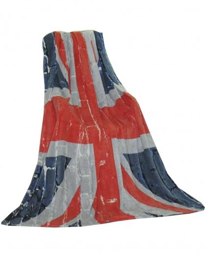 Фото - Плед микрофибра Британия 4YOU 150х200 см купить в киеве на подарок, цена, отзывы