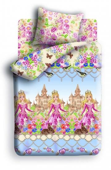 Фото - Постельное белье детское полуторное Непоседа Спящая красавица купить в киеве на подарок, цена, отзывы