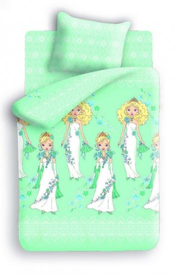 Фото - Постельное белье детское полуторное Колыбельная мечты Свадебный показ купить в киеве на подарок, цена, отзывы