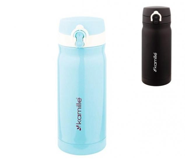 Фото - Бутылка термос 360 мл купить в киеве на подарок, цена, отзывы