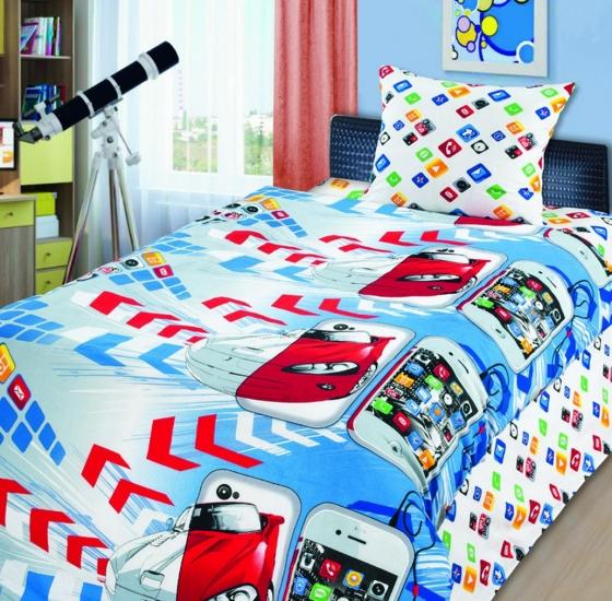 Фото - Комплект постельного белья полуторный For You Hello  купить в киеве на подарок, цена, отзывы